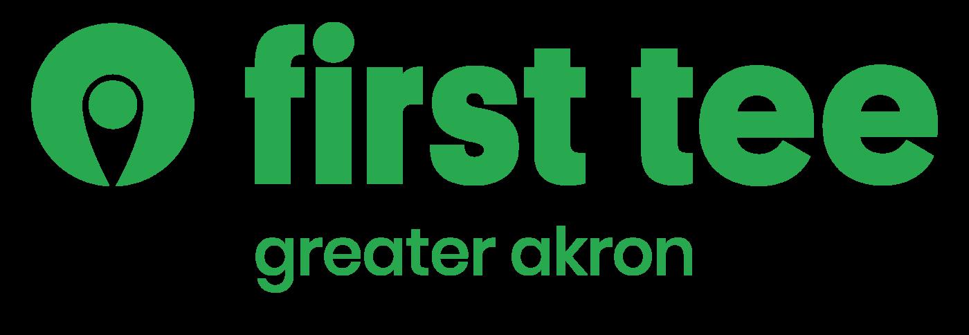 First Tee Akron logo